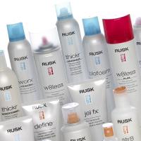 rusk hair care